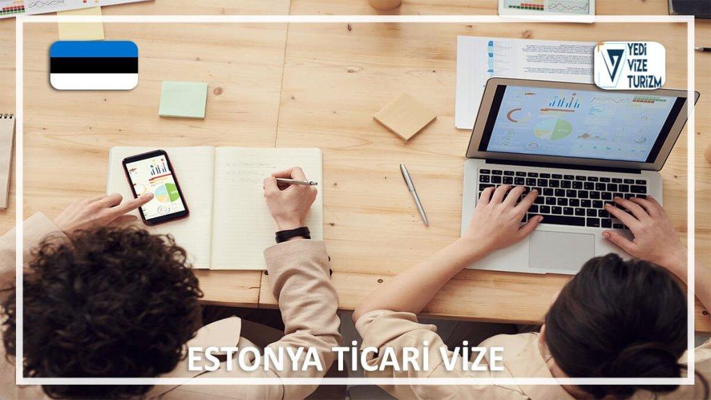 Ticari Vize Estonya