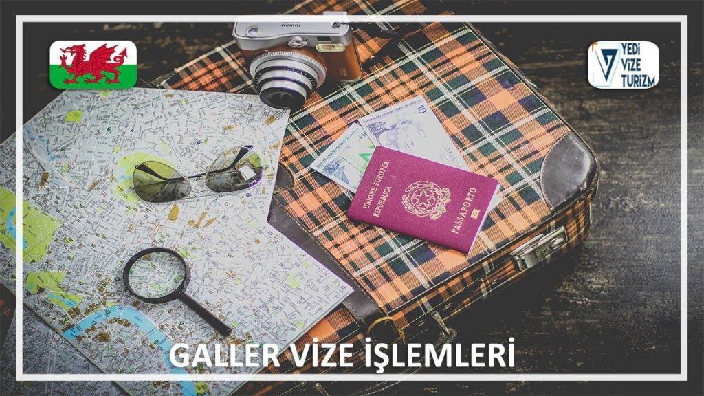 Vize İşlemleri Galler