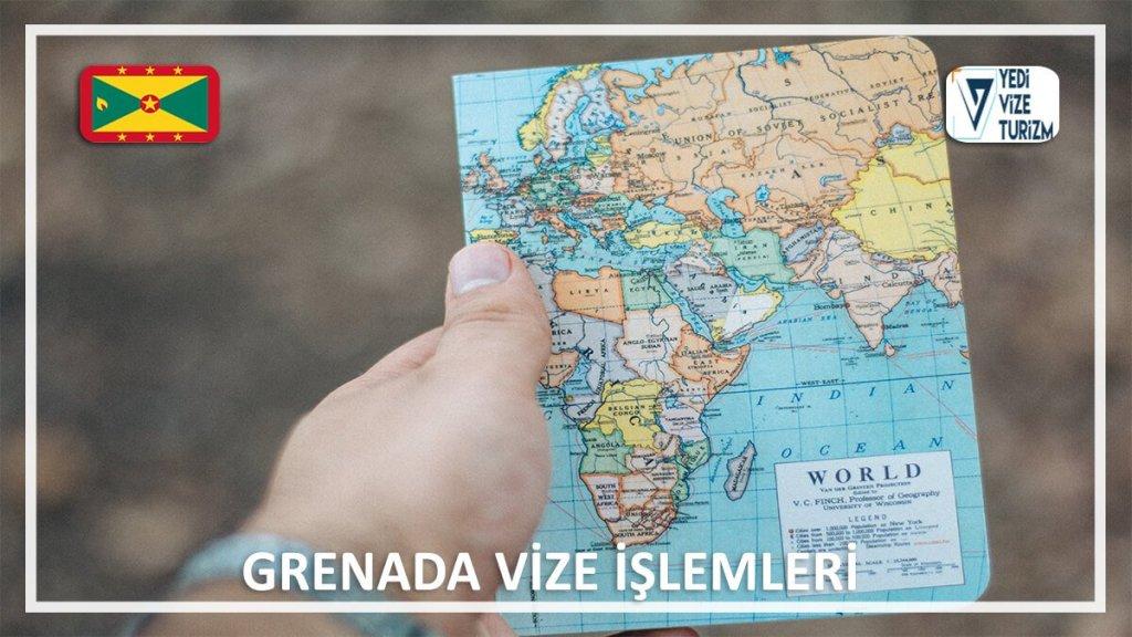 Vize İşlemleri Grenada