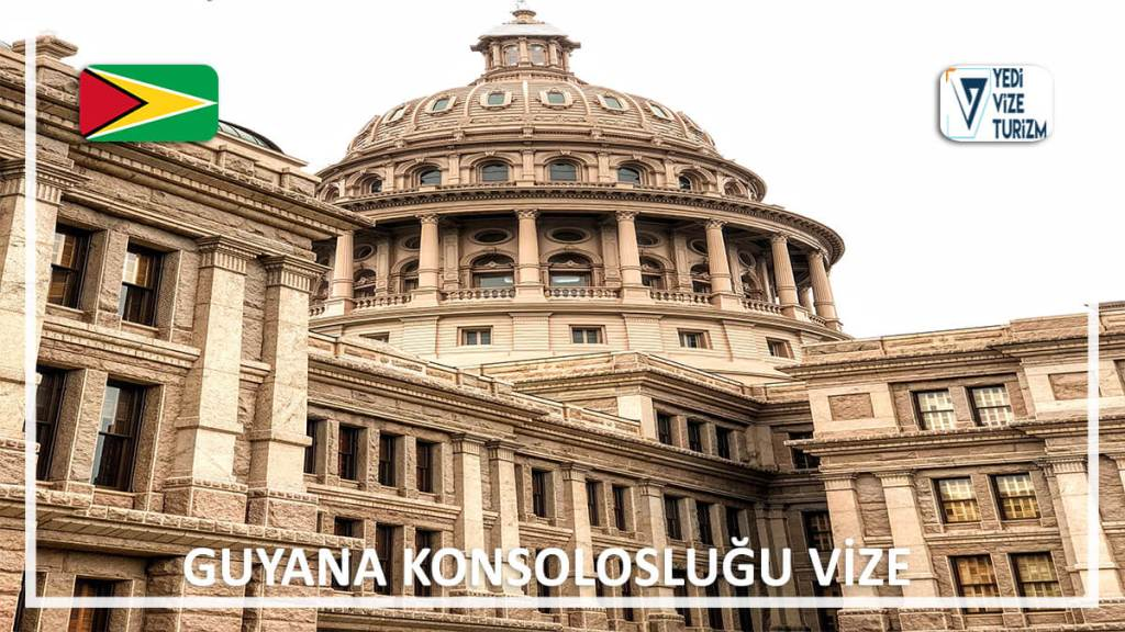 Konsolosluğu Vize Guyana