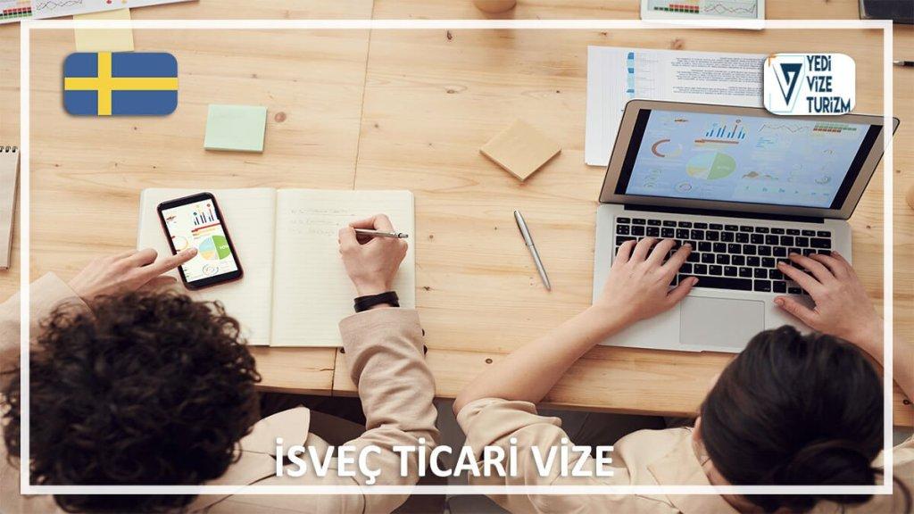 Ticari Vize İsveç