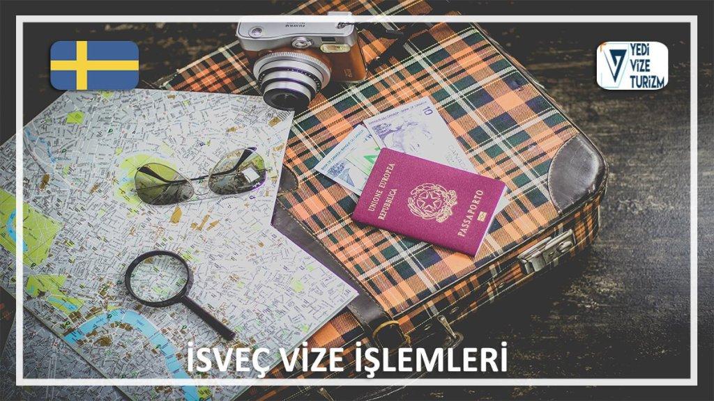 Vize İşlemleri İsveç