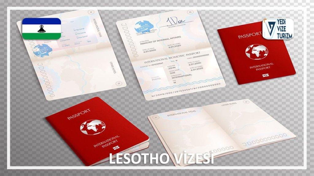 Vizesi Lesotho