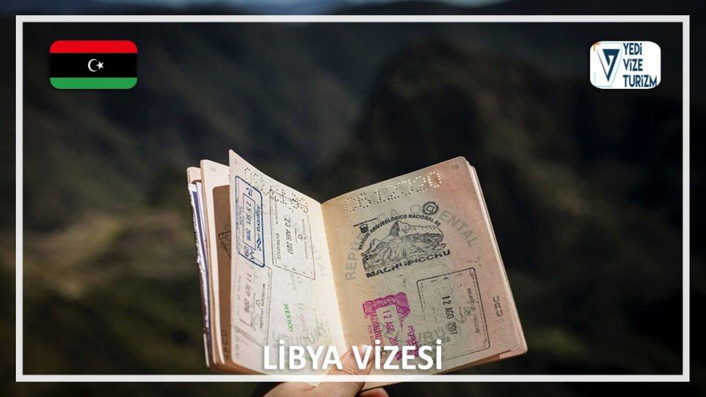 Vizesi Libya