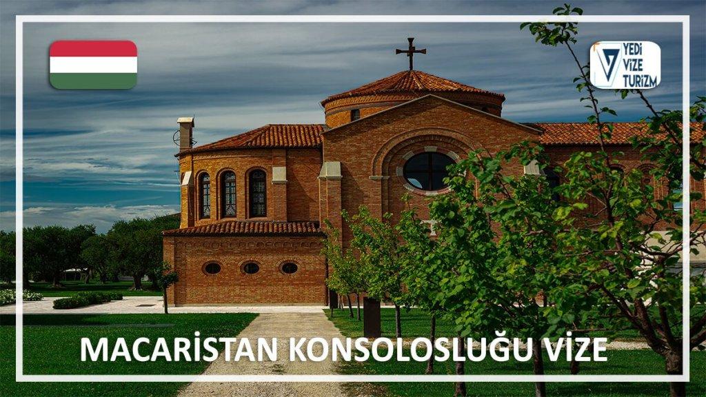 Konsolosluğu Vize Macaristan