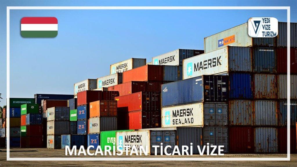 Ticari Vize Macaristan