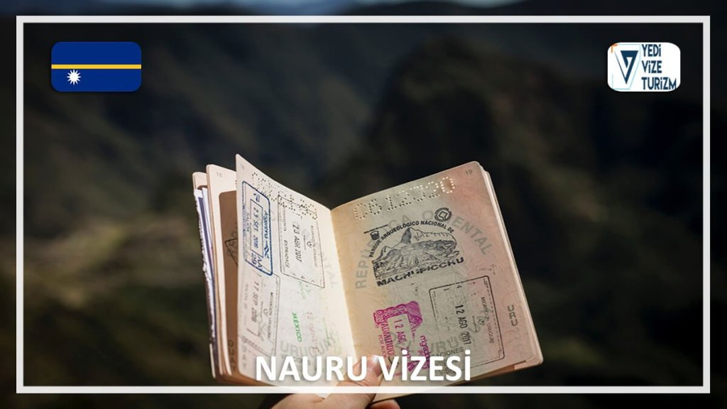 Vizesi Nauru