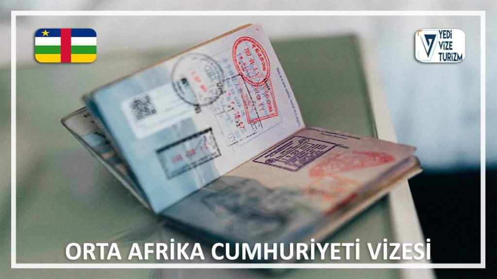 Vizesi Orta Afrika Cumhuriyeti