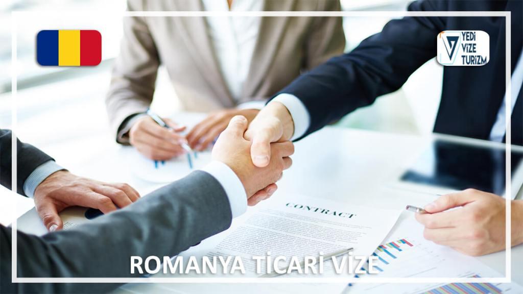 Ticari Vize Romanya
