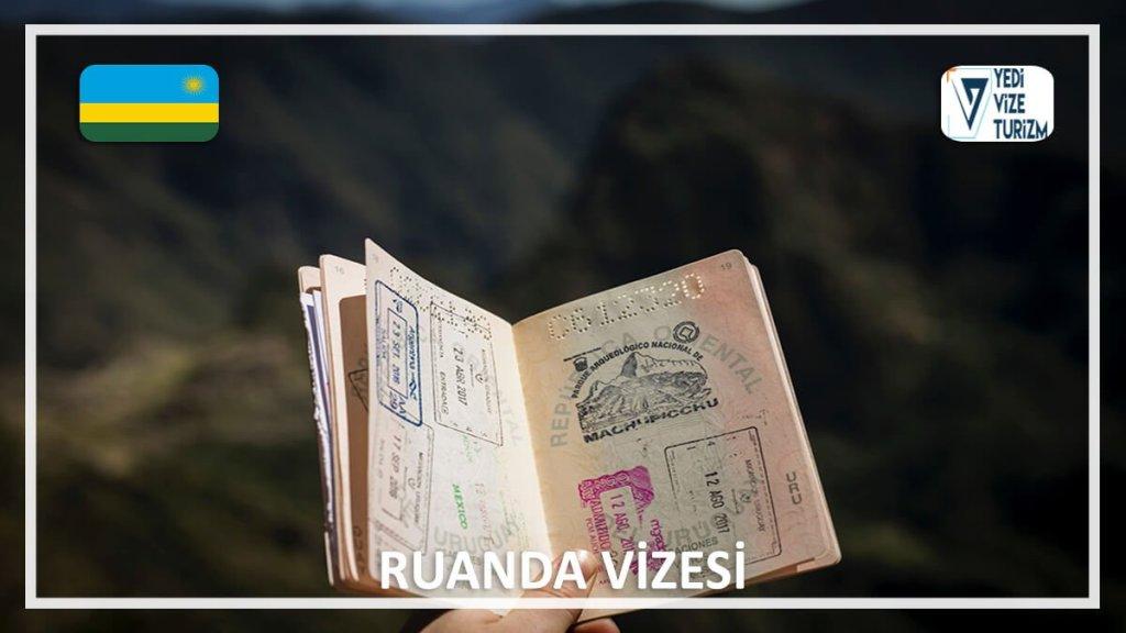 Vizesi Ruanda