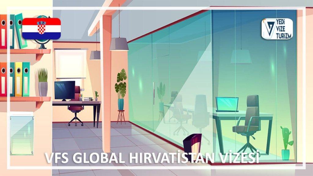 Hırvatistan Vizesi Vfs Global
