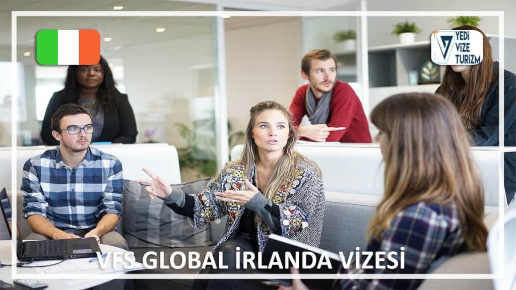 İrlanda Vizesi Vfs Global
