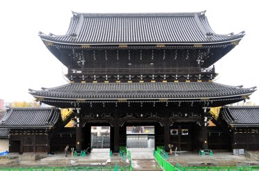 Higashi Honganji, Kyoto
