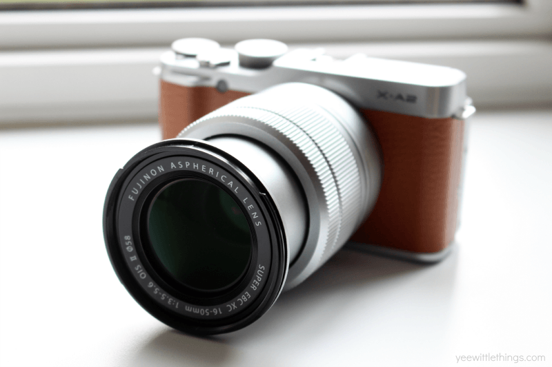 Fujifilm X A2 Review GIVEAWAY