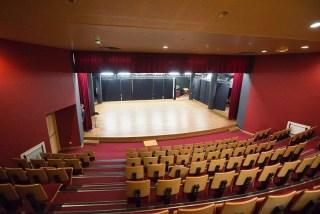 Auditorium conservatoire Charles Munch