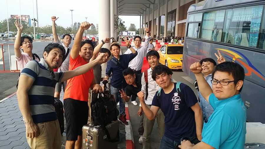 日本YEG交流委員会カンボジアでお待ちしています。