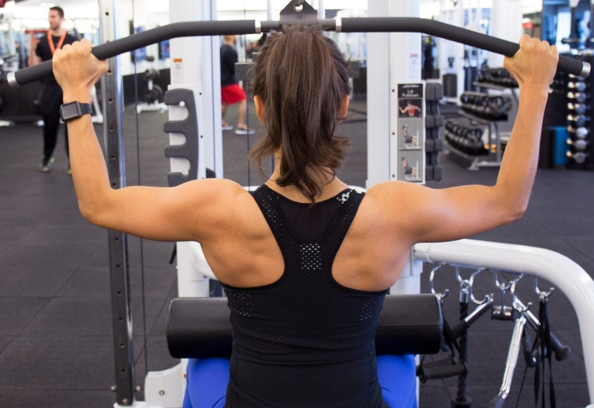 How To Target Each Body Part With The Right Gym Machine