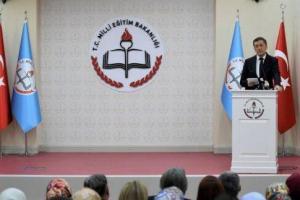 """Millî Eğitim Bakanı Ziya SELÇUK öğretmenlere seslendi: """"Siz bizim hikâyemizin başkahramanlarısınız."""""""