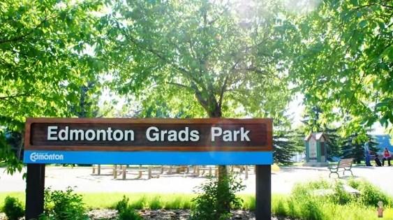 Edmonton Grads Park