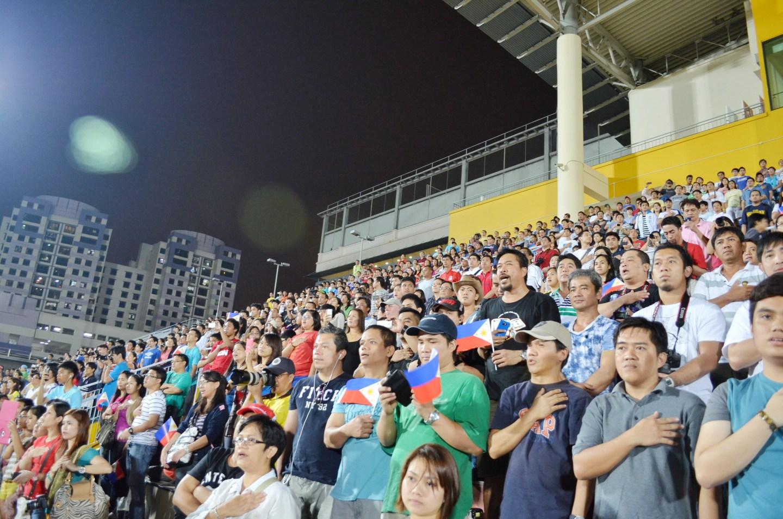 Singapore | Azkals vs. Lions