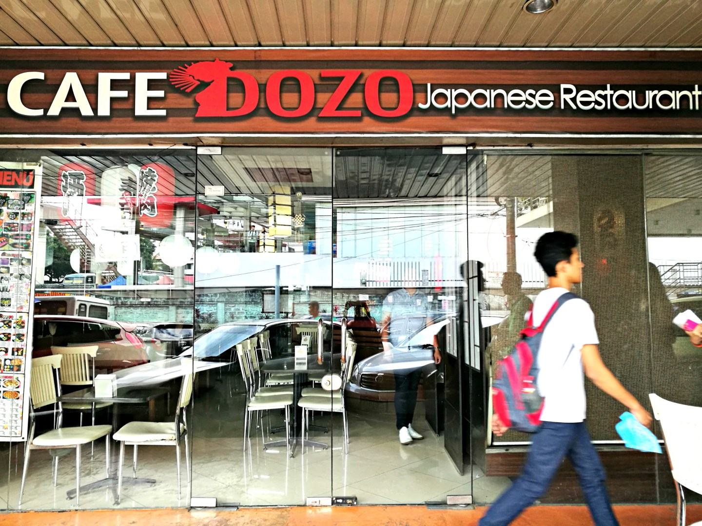 Cafe Dozo Japanese Restaurant By DailyWarriors