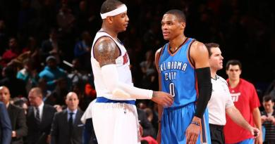 Carmelo Anthony going to OKC