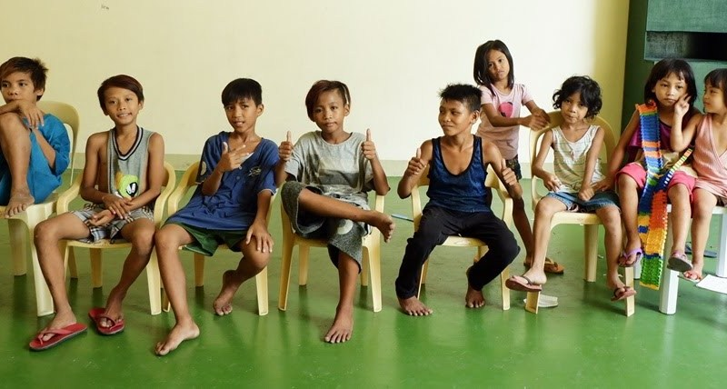 The Awesome SMILE Project: Bringing Hope and Love to the Street Kids of Cebu, Philippines