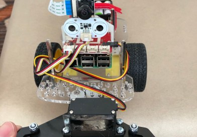 Robot kits now using Machine Learning