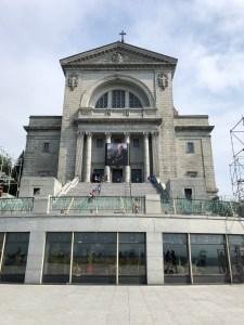 Saint Joseph's Oratory, Montreal Canada. Photo by EM @KING.NET