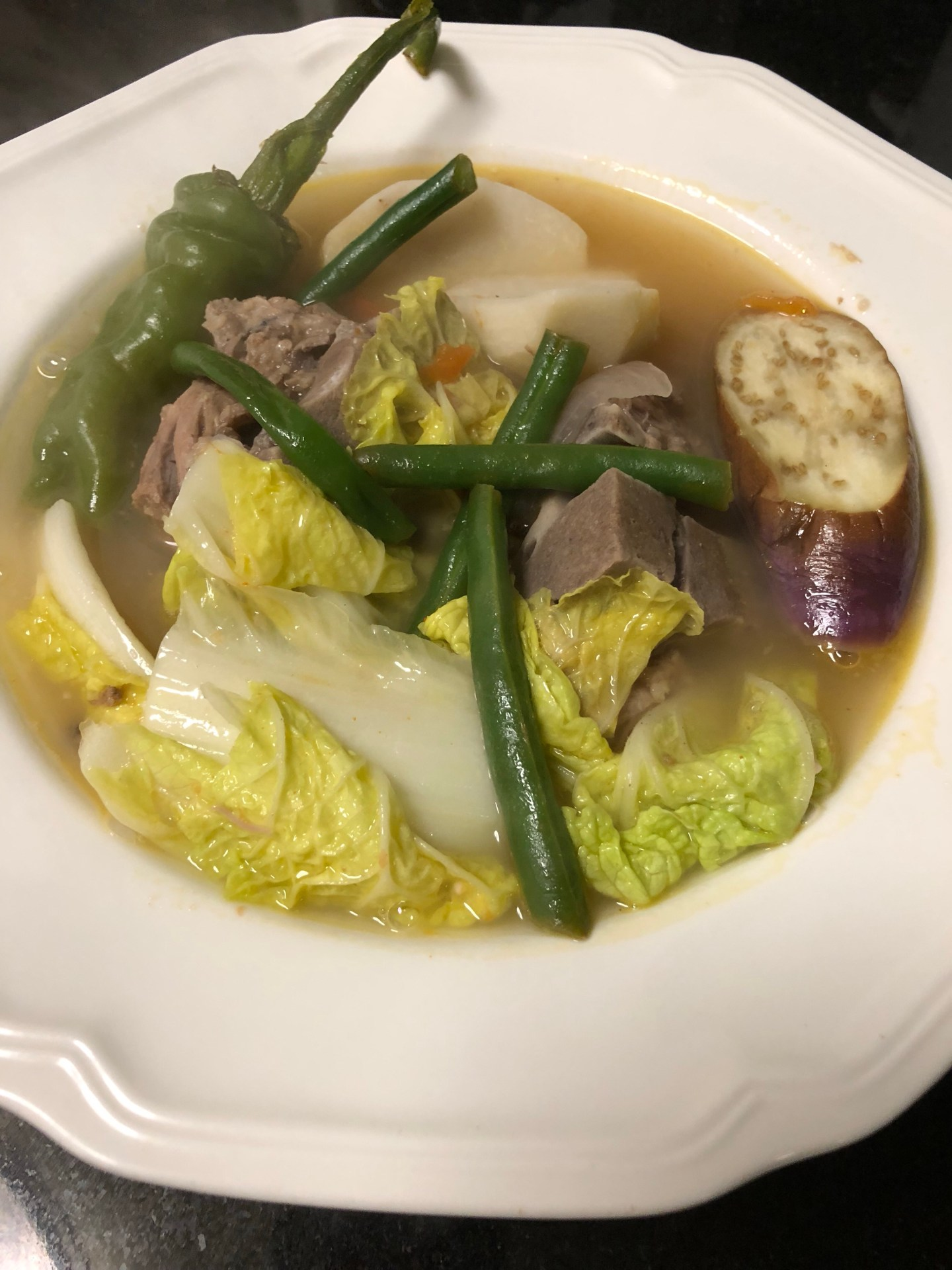 Sinigang na Buto-buto by Yehey.com