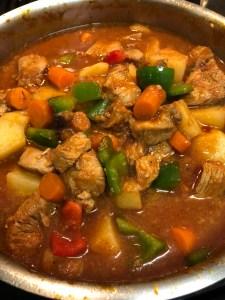 Yehey.com - Healthy Chicken Menudo