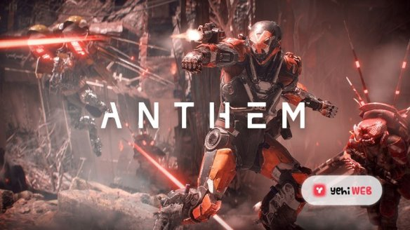 Anthem Game - Yehiweb