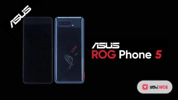 Asus Rog 5 Phone