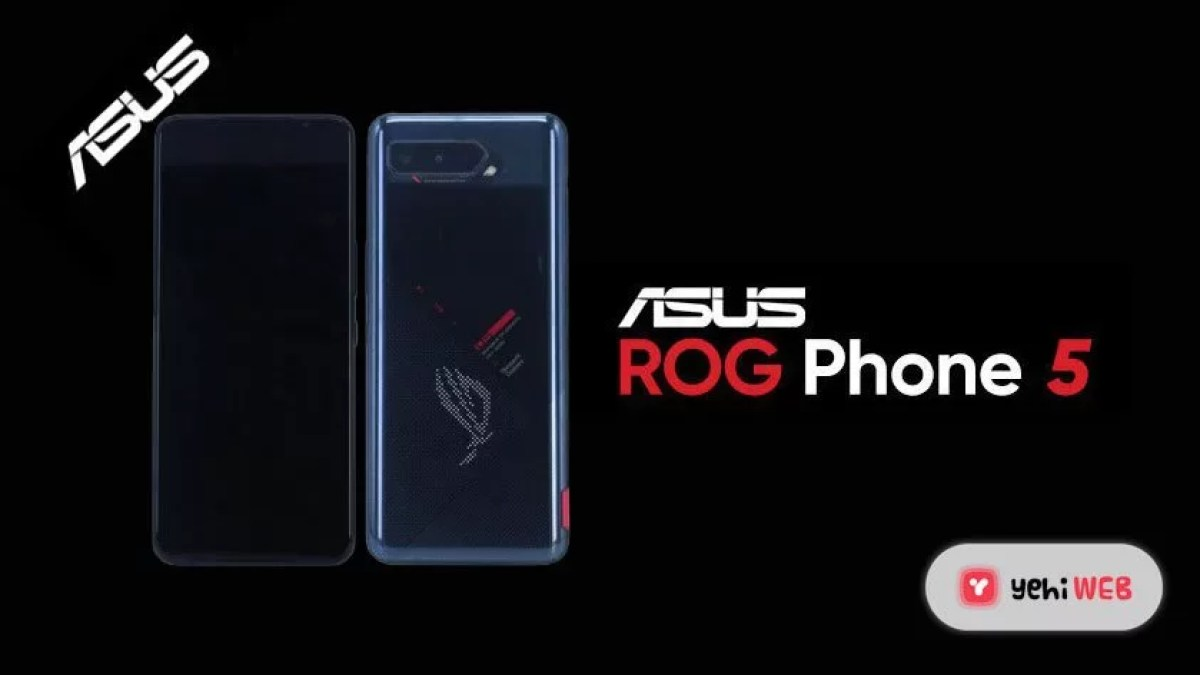 ROG Phone 5 Moniker confirmed as ASUS Celebrates Tencent Partnership