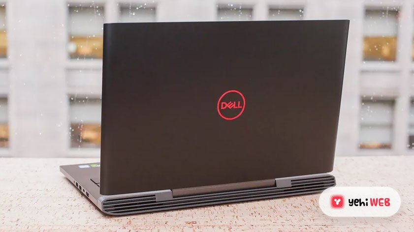 Dell G5 Laptop Back Yehiweb