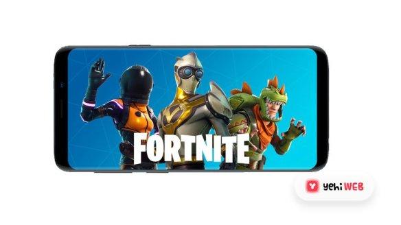 Fortnite Mobile Game Yehiweb