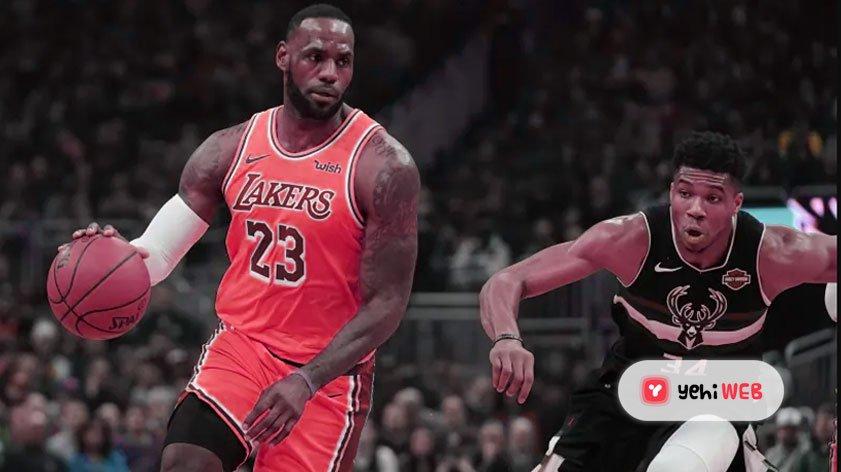 Lakers Lebron James - Yehiweb
