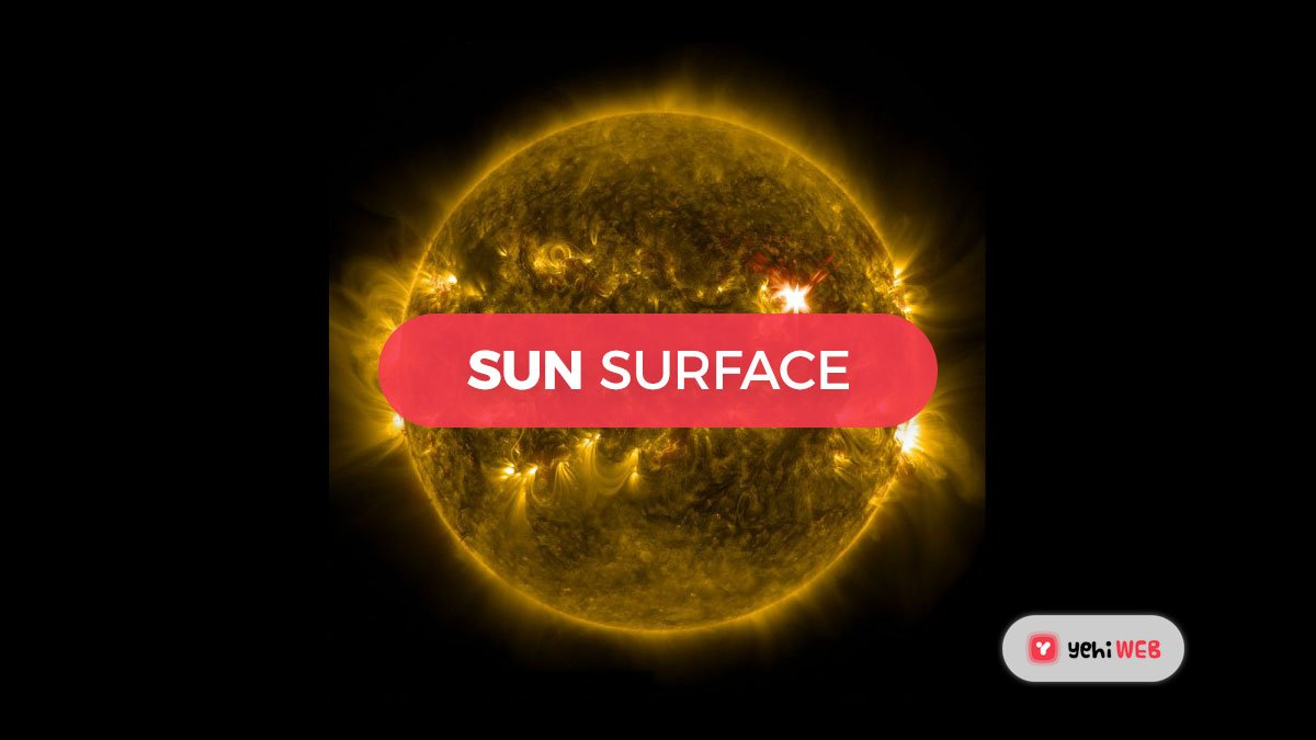In a new NASA video, a massive solar flare erupts from the Sun's surface.