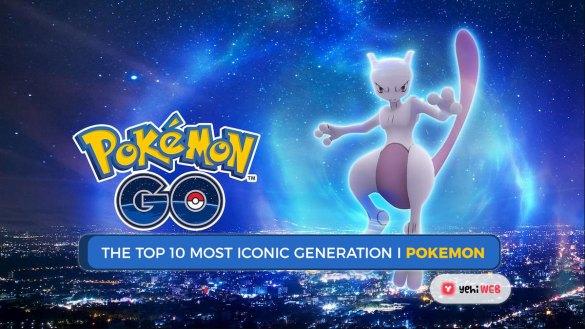 Pokémon The Top 10 Most Iconic Generation I Pokémon Yehiweb