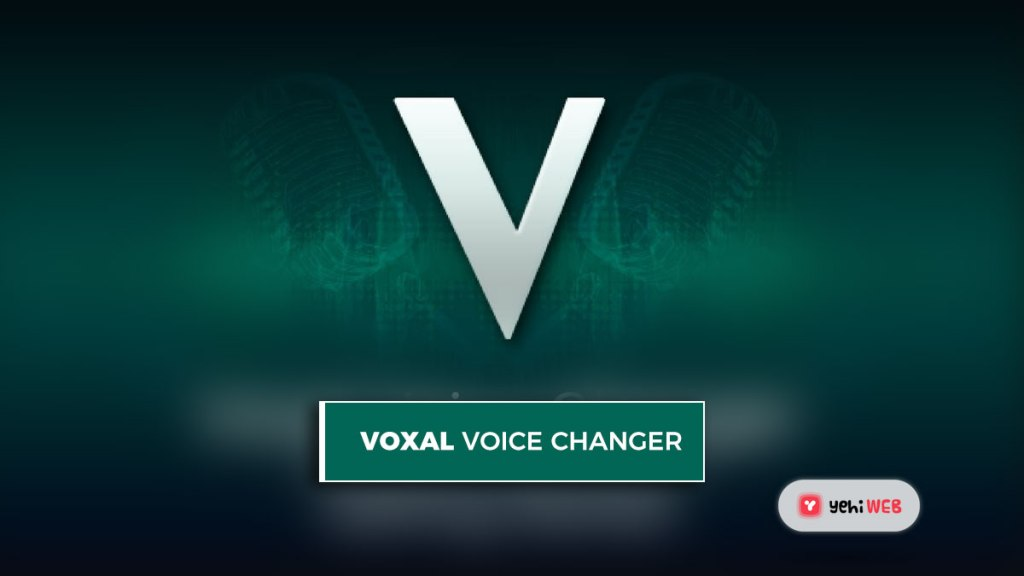 voxal voice changer best voice changing softwares best voice changer voice changer 2021 yehiweb