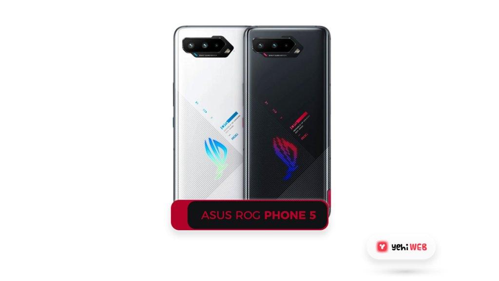Asus ROG Phone 5 Yehiweb