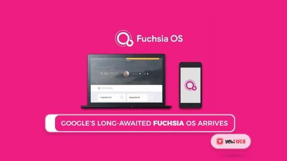 Google's long-awaited Fuchsia OS arrives first on old Nest Hub Yehiweb