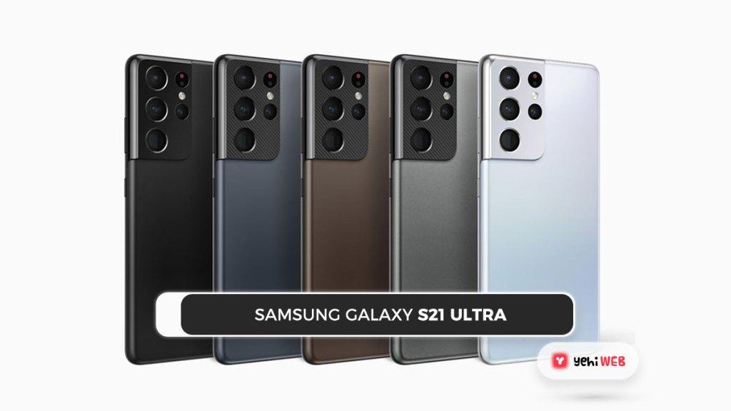 Samsung Galaxy S21 Ultra Yehiweb