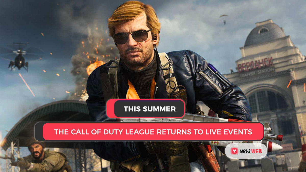 This summer, the Call of Duty League returns to live events