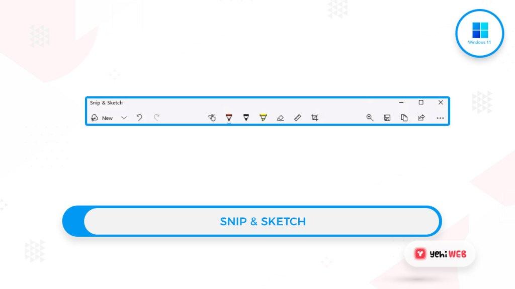 snip & sketch yehiweb