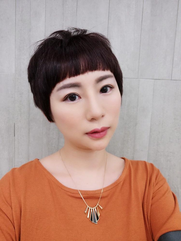 [髮妝] 產後四個月的新髮型+新髮色(Genic西華店威廉)