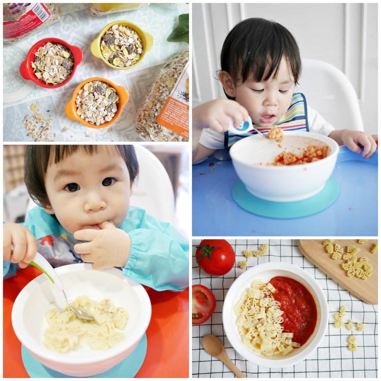 [食譜] 小孩也能吃的德動物有機造型麵+天然義大利麵醬+天然穀片