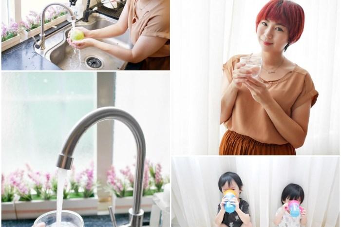 [生活] 廚下型淨水器推薦-愛惠浦PurVive-EF6000