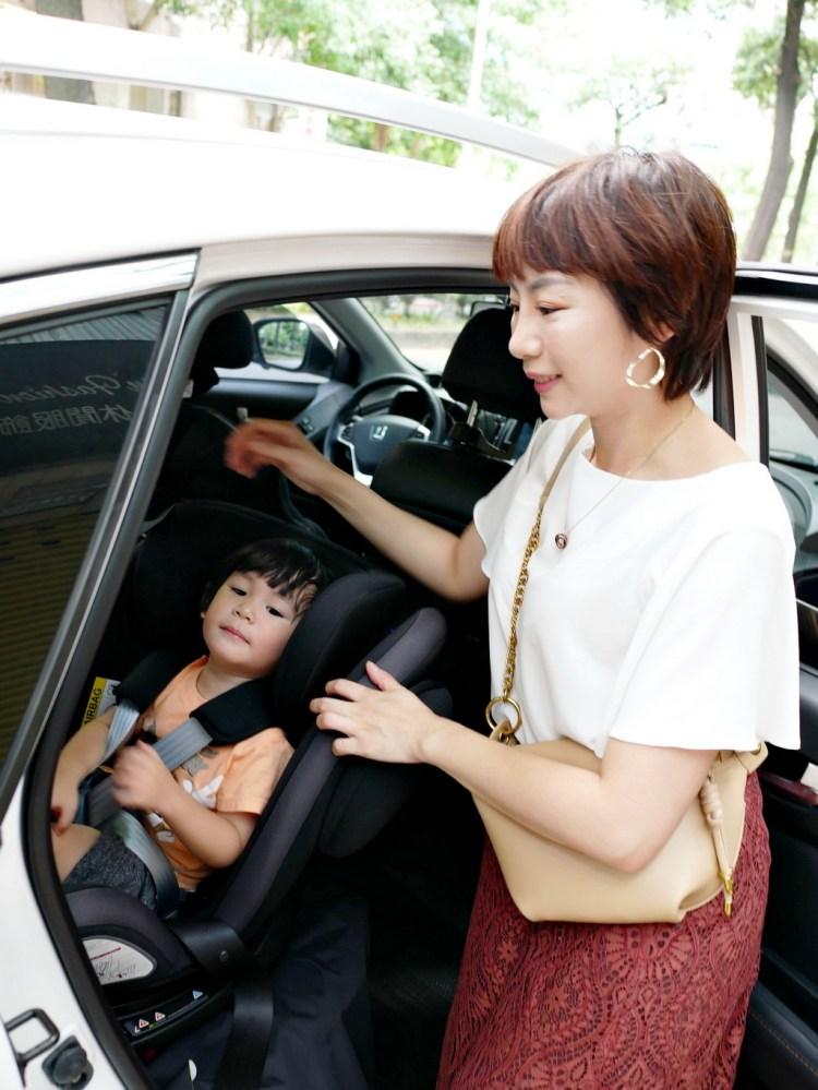 [親子] 0-12歲可旋轉座椅輕鬆上下車-Chicco Unico 0123 Isofit安全汽座
