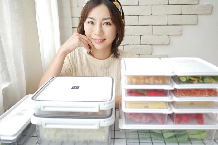 [生活] 超好用的冰箱收納盒-韓國昌信